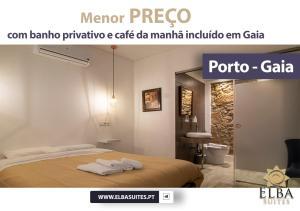 Elba Suites GAIA-PORTO, 4430-022 Vila Nova de Gaia
