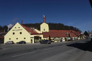 Hotel Sladovna - Brno