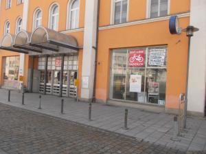 obrázek - Hotel im Bahnhof