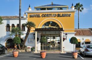 Globales Cortijo Blanco, Szállodák  Marbella - big - 41