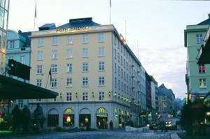 Thon Hotel Bristol, Bergen, Берген