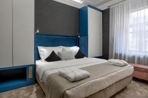 Лучшие отели Москвы 5 звезд в центре