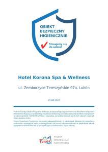 Hotel Korona Spa Wellness