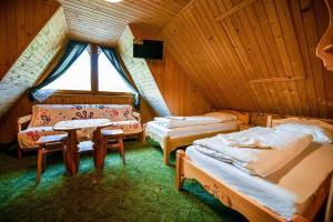 Osada na Brzyzku Dom z sauną dla max 20 osób
