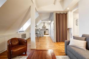 ParisPorte Maillot magnifique appartement de 56m2
