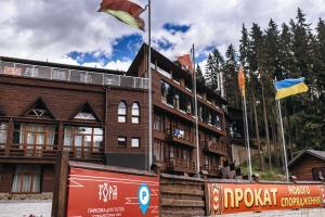 Gora - Hotel - Bukovel