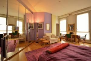 Apartment with one bedroom in Milano, with WiFi - AbcAlberghi.com