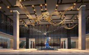Yangzhong Firth Jinling Grand Hotel, Hotel  Yangzhong - big - 37