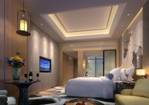 Yangzhong Firth Jinling Grand Hotel, Hotel  Yangzhong - big - 32