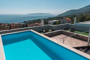 Apartment Mara Opatija with rooftop swimming pool