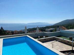 Apartment Mara Opatija with rooftop swimming pool
