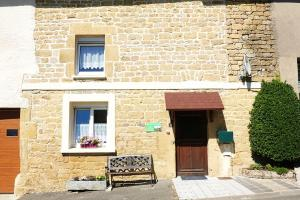 House with 2 bedrooms in Marville with wonderful mountain view furnished garden and WiFi