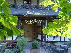 Hotel Restaurant Cafe Rapp