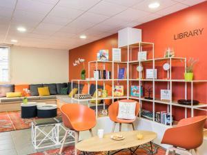 Location gîte, chambres d'hotes Aparthotel Adagio Access Paris Asnières dans le département Haut de seine 92
