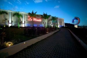 Motel Le Monde (Adult Only), Hodinové hotely  Belo Horizonte - big - 45