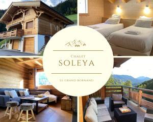 Chalet Soleya - Hotel - Le Grand Bornand