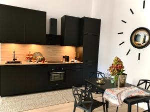 Black Velvet Apartment