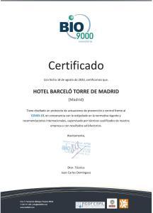 Hotel Barceló Torre de Madrid (2 of 47)