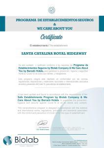 Santa Catalina, a Royal Hideaway Hotel (2 of 28)