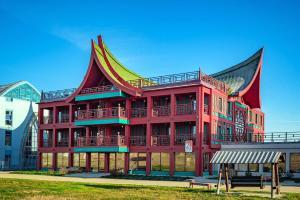 Отель Юго-Восточная Азия ЭТНОМИР