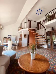 Penthouse Vitae - Aparthotel Rosa 415