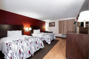 Red Roof Inn Knoxville Central – Papermill Road - Hotel - Knoxville
