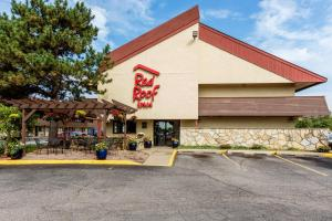 Red Roof Inn Grand Rapids Airport
