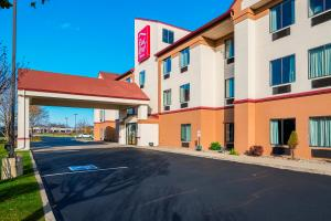 Red Roof Inn South Bend - Mish..