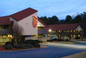 Red Roof Inn Greenville - Accommodation