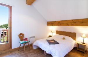Résidence Odalys Le Hameau et les Chalets de la Vallée d'Or - Hotel - Valloire