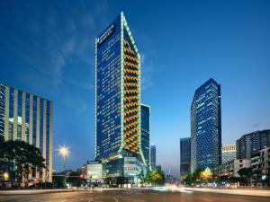InterContinental Residences Chengdu City Center, an IHG hotel