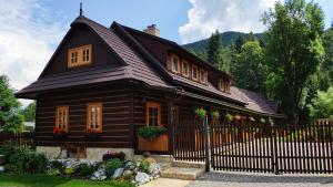 Chalupa Skokanovo - Hotel - Hrabušice