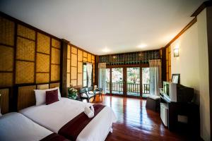 San Kam Phaeng Lake View Resort, Resorts  San Kamphaeng - big - 39