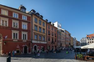 Rent like home Rynek Starego Miasta 17