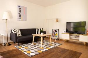 FULL HOUSE Studios KornhausDeluxe Apartment Balkon NETFLIX WiFi