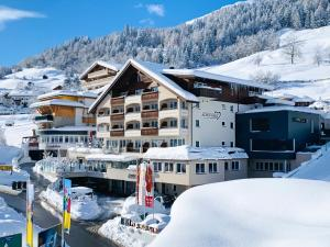 Alpen-Herz Romantik & Spa - Adults Only - Hotel - Ladis