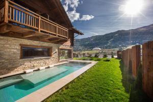 Mont Chalet Nevada - Hotel & Spa - Livigno
