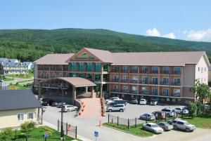 Отель Земляничные Холмы