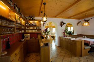 Pension Villa Mahlknecht, Гостевые дома  Eggen - big - 13