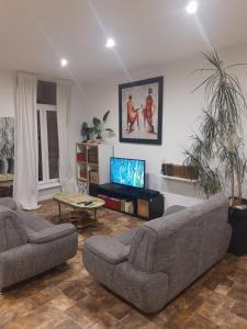 Appartement Au Coeur de Liege, 4000 Lüttich