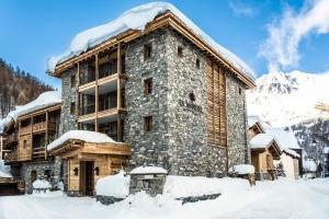 Chalets LA MOURRA - Hotel - Val d'Isère