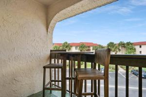 Ocean View Condo, Private Porch, Heated Pool and Hot Tub, Case vacanze  Coquina Gables - big - 34