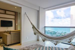 Premium Flat Natal Vista Mar
