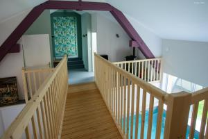 Villa with 5 bedrooms in Panissieres with indoor pool enclosed garden and WiFi 56 km from the slopes