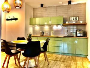 Apartament Green Wall
