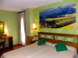 Hotel Arnal, Отели  Эскалона - big - 40