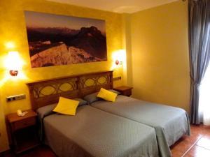 Hotel Arnal, Отели  Эскалона - big - 39