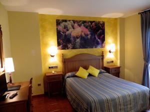 Hotel Arnal, Отели  Эскалона - big - 11