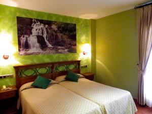 Hotel Arnal, Отели  Эскалона - big - 21
