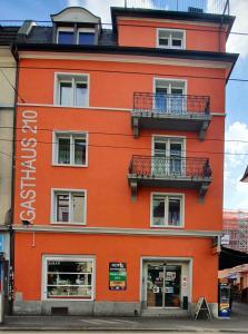 Gasthaus 210, Цюрих